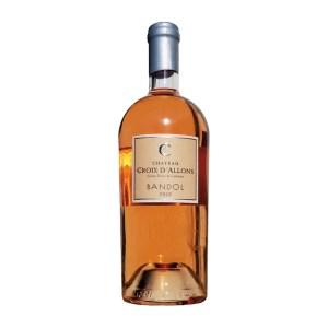 Château Croix d'Allons Bandol Rosé 2020 BIO