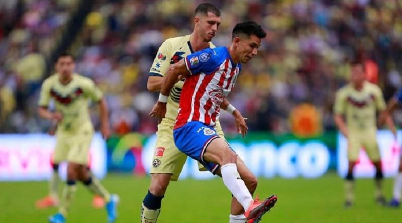 Chivas vs América | chivas de Guadalajara | deportes-fútbol