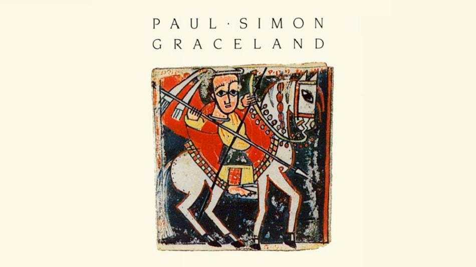 'GRACELAND', DE PAUL SIMON, ES LA MEJOR ENTRADA AL WORLD MUSIC
