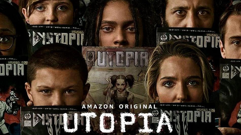 SERIE 'UTOPÍA' |REVISTA LE CHAT MAGAZINE |