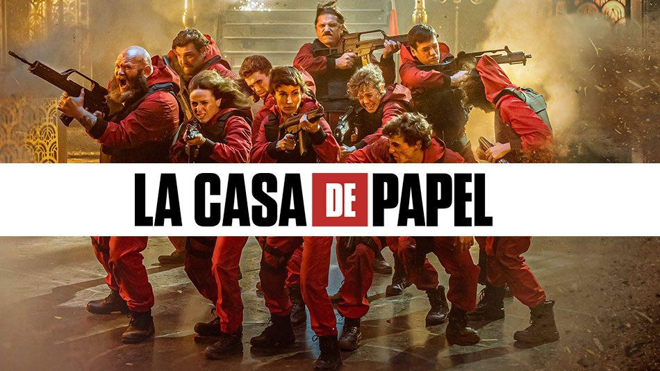 'LA CASA DE PAPEL 5': EL PRINCIPIO DEL FIN LLEGÓ A NETFLIX