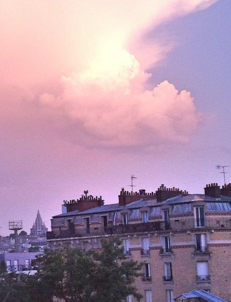 Am Fuße des Montmartre