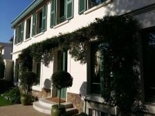 Maison Louis Vuitton, côté jardin