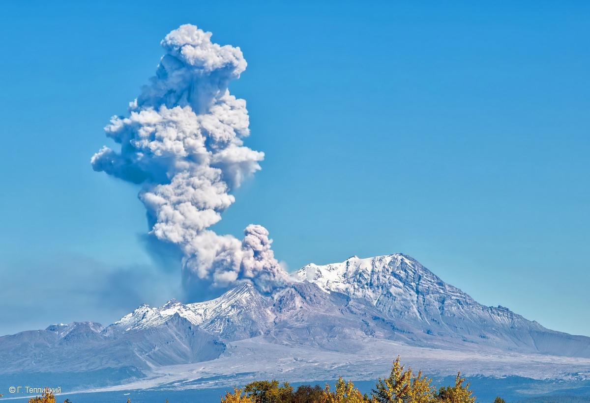 Le Chaudron De Vulcain October 13 En Sinabung Agung Sheveluch Kilauea Ambae