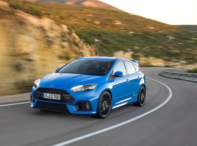 Ford Focus RS - crédit : Ford