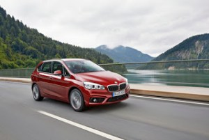 BMW Active Tourer _ image BMW