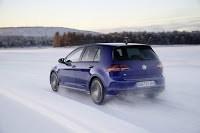 VW Golf R - crédit : Volkswagen