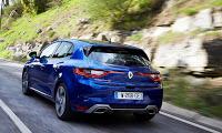 Renault Mégane GT _ image Renault