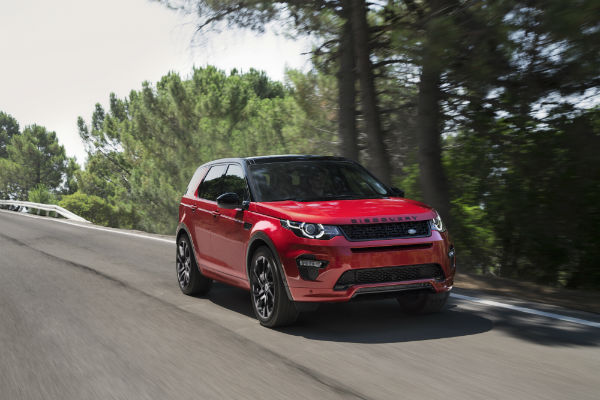 Land Rover Discovery Sport _ photo Land Rover