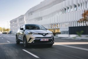 Toyota C-HR - photo Toyota