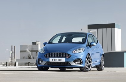 Ford Fiesta ST - image Ford