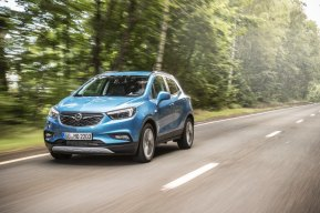 Opel Mokka X _ photo Opel