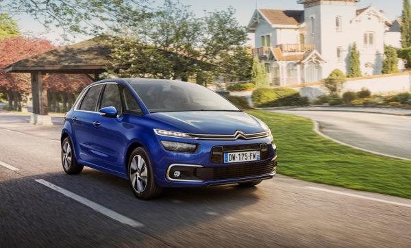 Citroën C4 Picasso _ image Citroën