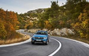 Dacia SANDERO STEPWAY _ Yannick Brossard