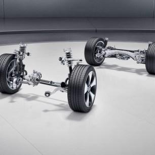 Mercedes-Benz GLC Coupé, DYNAMIC BODY CONTROL - photo Mercedes