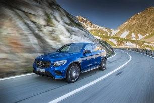 Mercedes-Benz GLC _ image Mercedes