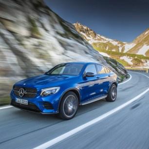 Mercedes-Benz GLC _ image Mercedes