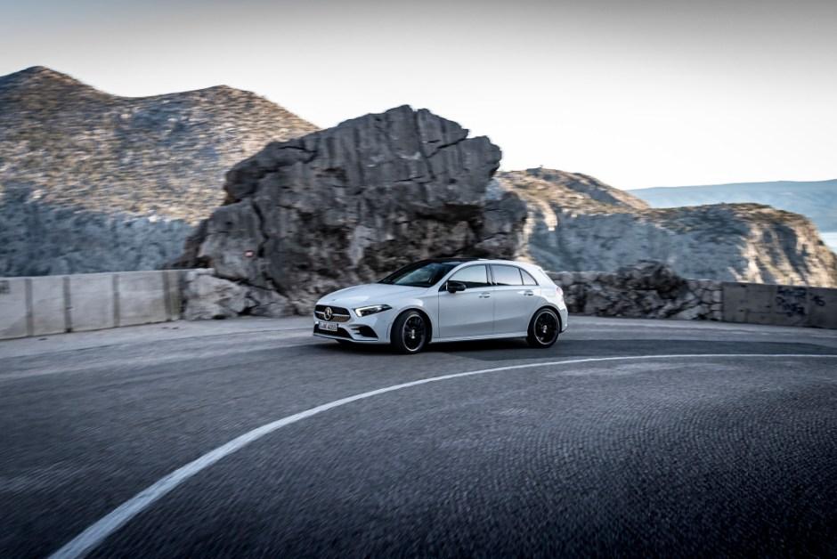 Mercedes Classe A _ image Mercedes