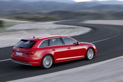 Audi A4 Avant _ image Audi