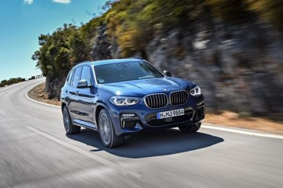BMW X3 _ photo BMW