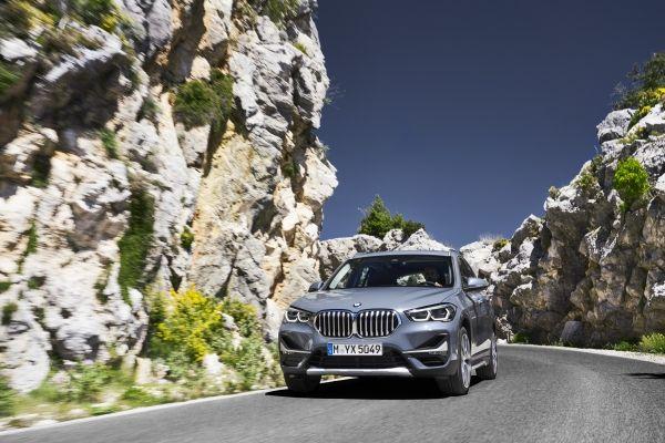 BMW X1 _ photo BMW