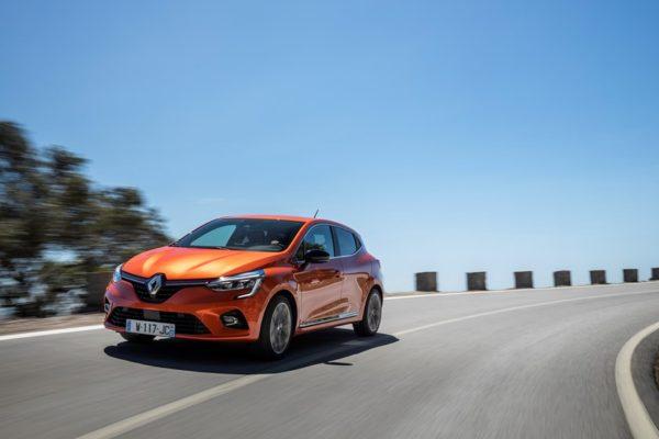Renault Clio _ Photo Renault JeanBrice LEMAL