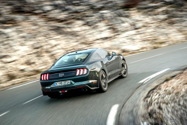 Ford Mustang _ image Ford