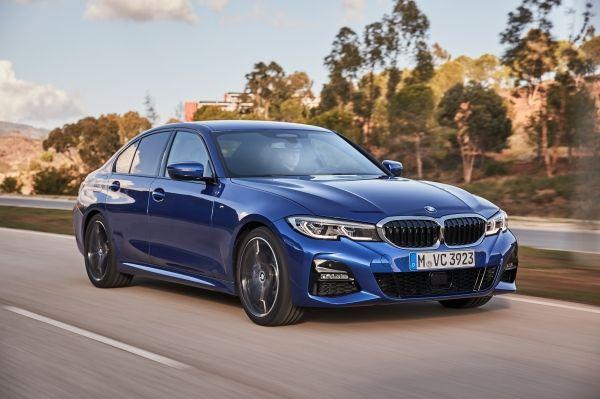 BMW Serie 3 _ image BMW