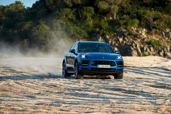 Porsche Macan _ image Porsche
