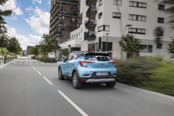 Renault CAPTUR E-TECH Plug-in _ photo Renault