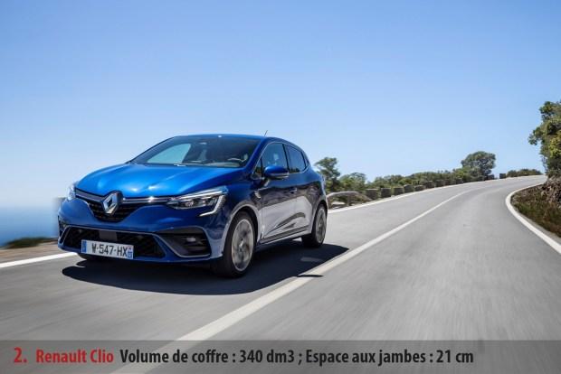 Renault Clio _ image Renault