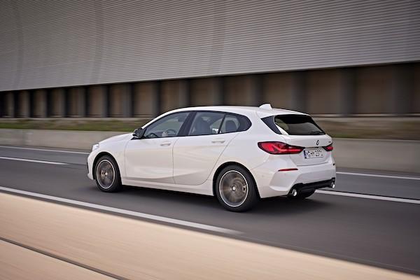 BMW Serie 1 _ image BMW