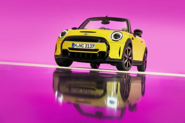 Mini Cooper S Cabrio restylée_image Mini