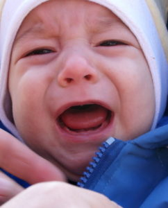 Θερμοκρασία στο παιδί