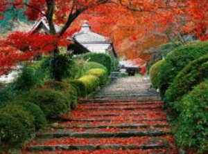 есен япония