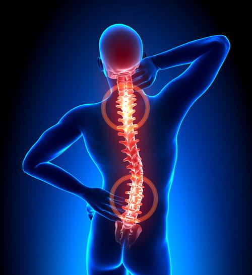 Физические упражнения при гемангиоме грудного отдела позвоночника
