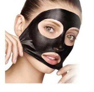 маска за лице, коса