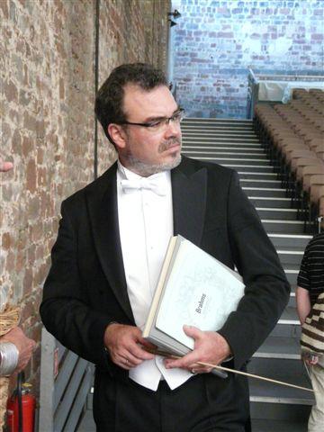 Bernd Lechla am Werk