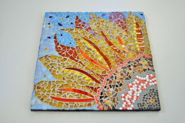 Mosaic Making Workshops at Lechlade Craft Barn