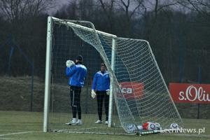 lechici7 bramka bramkarze golkiper gole trening