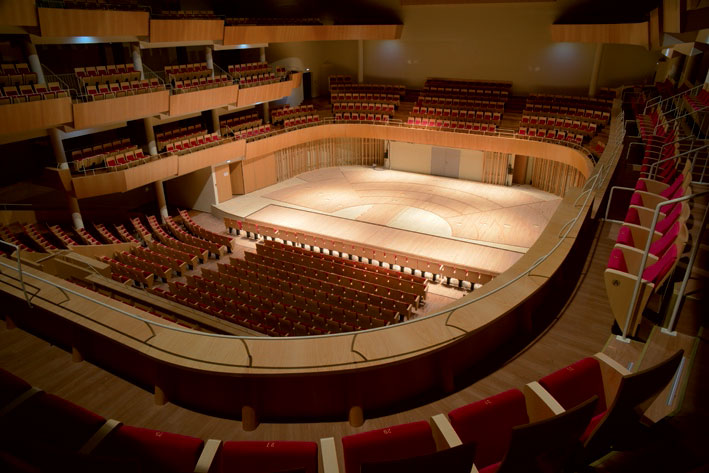 auditorium de Bordeaux