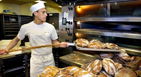 boulanger de France
