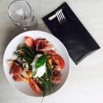 Salade Charentaise (version végétarienne sur demande : pois chiches/cumin)