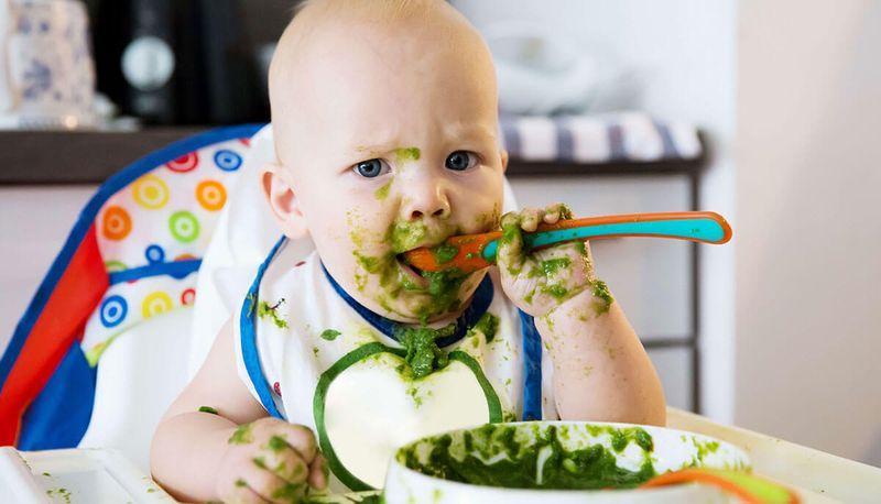Penyebab dysbiosis persisten pada bayi  Dysbiosis usus pada
