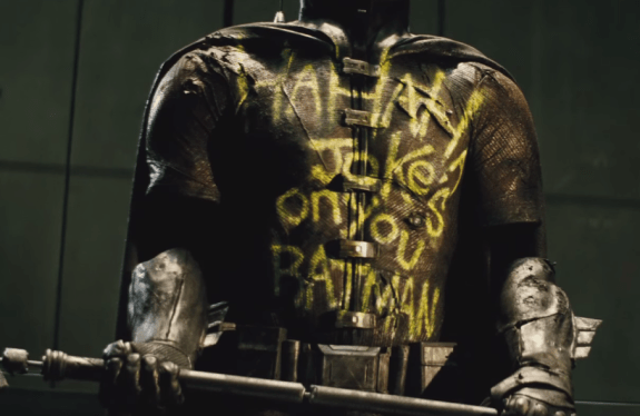 Batman V Superman Robin Joker