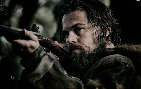 The revenant DiCaprio Pic1