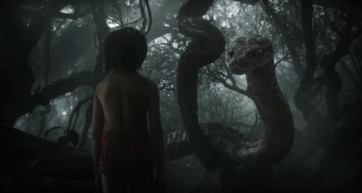 Le Livre de la jungle Kaa