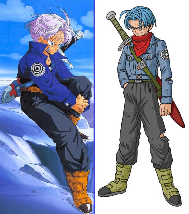 Dragon Ball/Dragon Ball Super