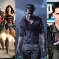 [NEWS CINÉ] BABY UNCHARTED, TOP GUN 2 LEGACY ET JUSTICE AVENGERS LEAGUE !