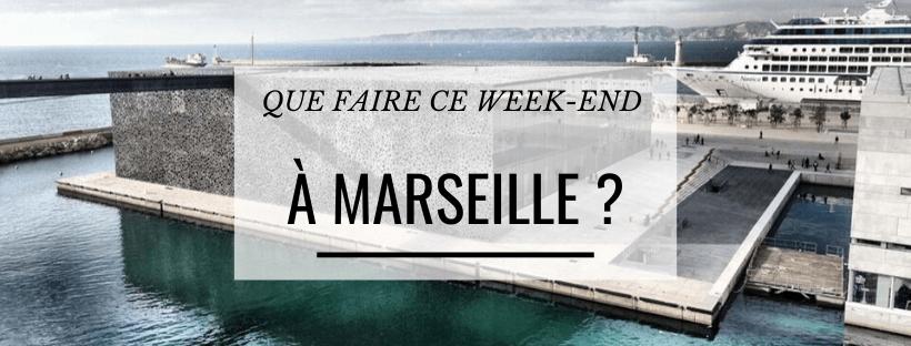 Que faire ce week-end à Marseille ? (30-1 décembre)